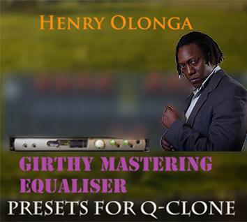 NEW!!!!!!!Girthy Mastering EQ